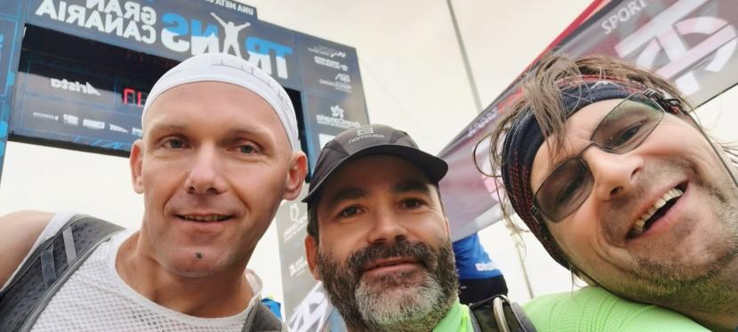 Transgrancanaria: Ultratekaški podvig trehSlovencev