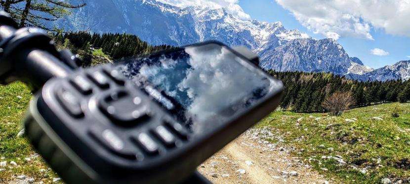 Garmin GPSMAP 66s – naprava za resnodelo